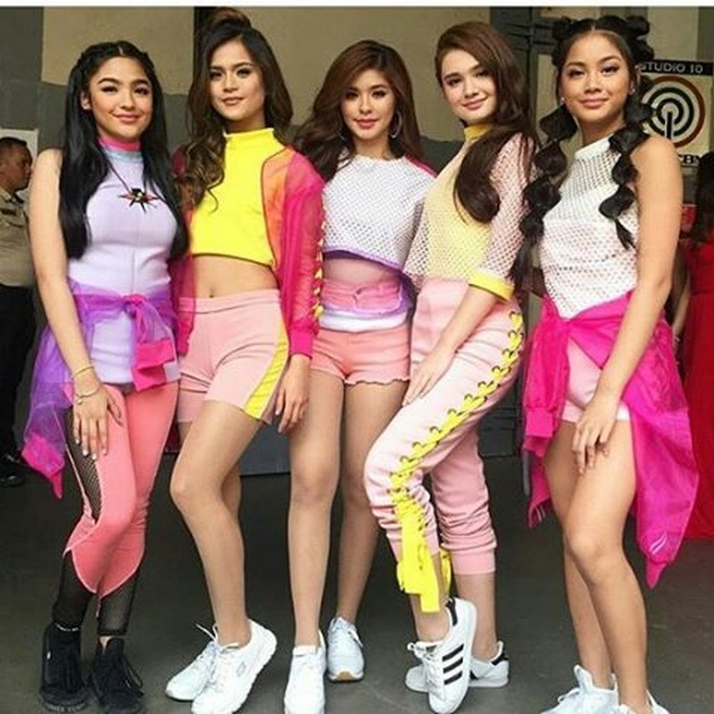 ASAP BFF5: The newest girl squad on the block