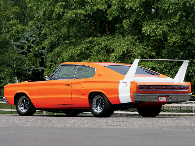 1966 Dodge Charger Wing Car Replica Hot Rod Network