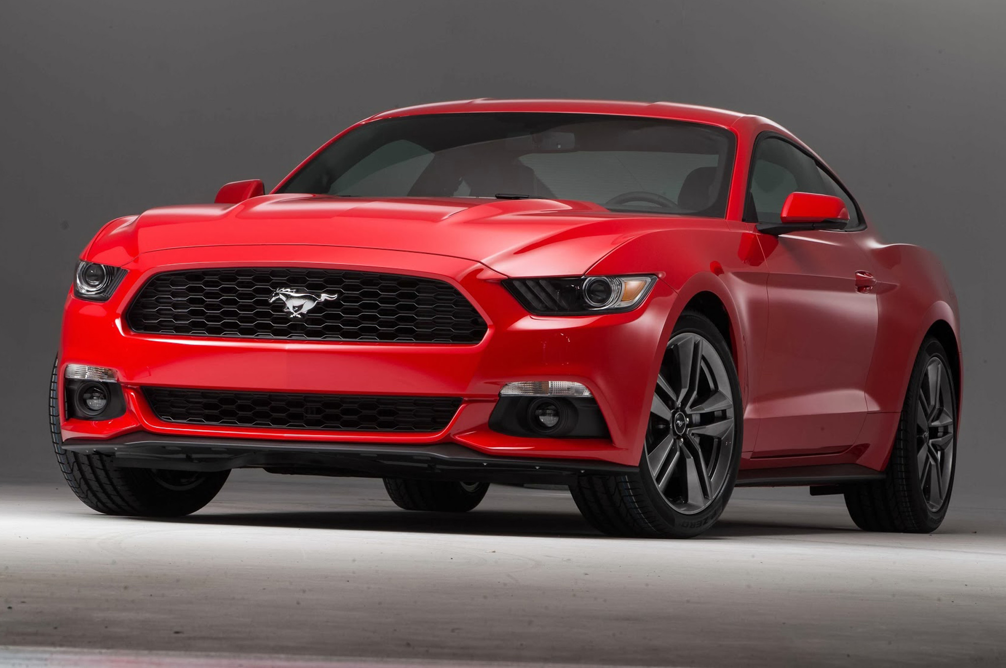 2015 Ford Mustang First Look   Motor Trend 2015 Ford Mustang First Look