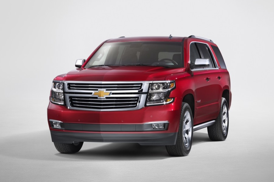 Fuel Ratings Released for 2015 Chevrolet Tahoe  Suburban  GMC Yukon     Fuel Ratings Released for 2015 Chevrolet Tahoe  Suburban  GMC Yukon