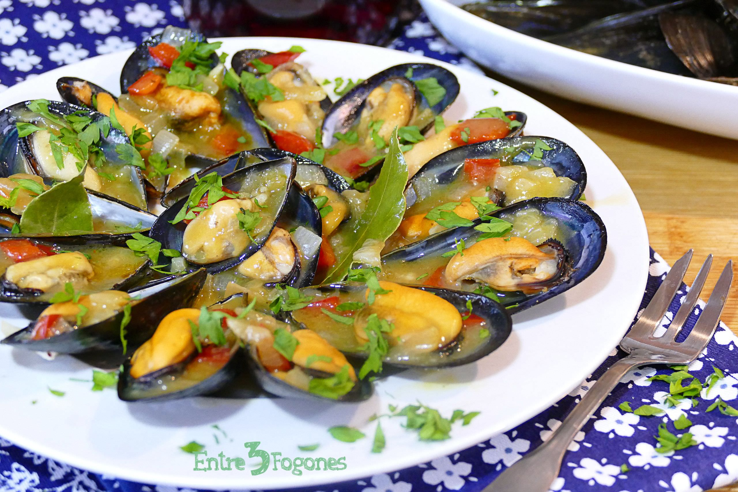 Photo of Mejillones en Salsa Picante