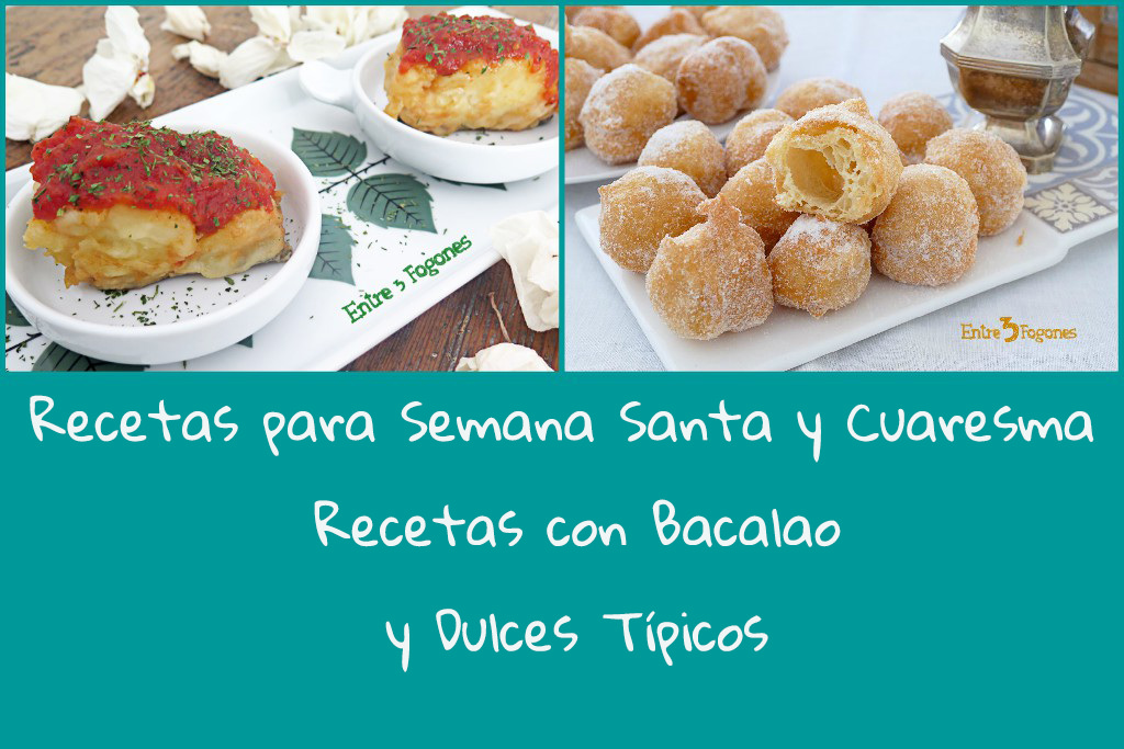 Photo of Recetas para Semana Santa
