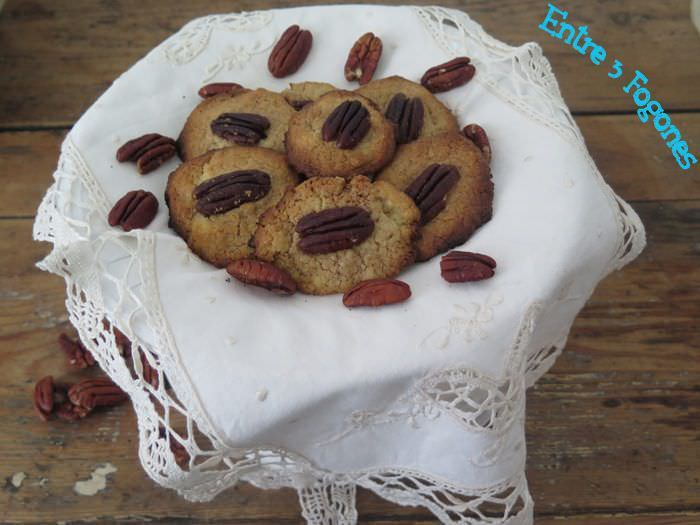 Photo of Cookies de Praliné y Nueces de Pecán