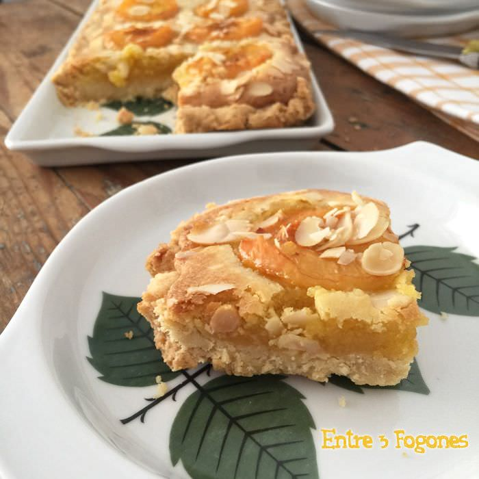 Photo of Tarta de Albaricoques