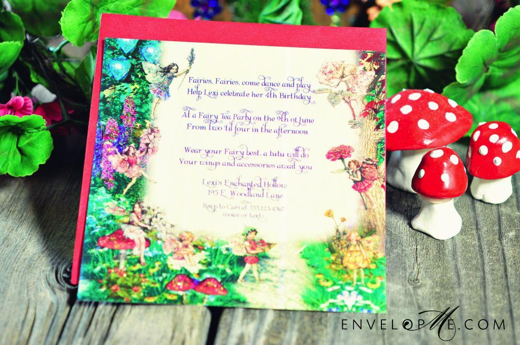 Bday Invitation Templates