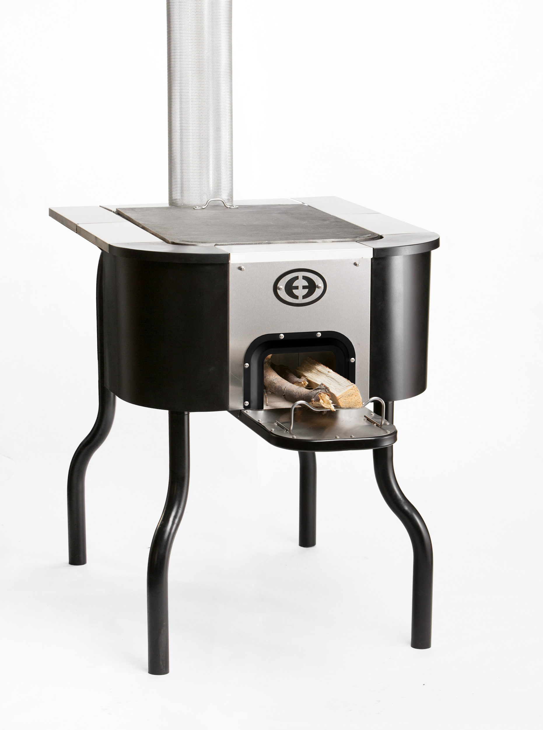 Modern Wood Cook Stoves