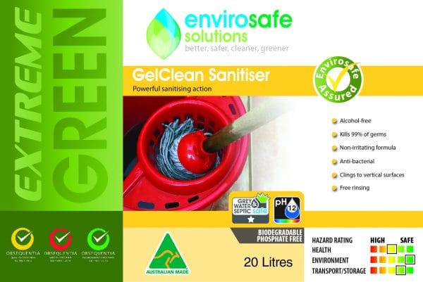 GelClean_Sanitiser_label