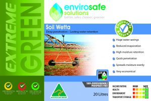 Soil_Wetta label