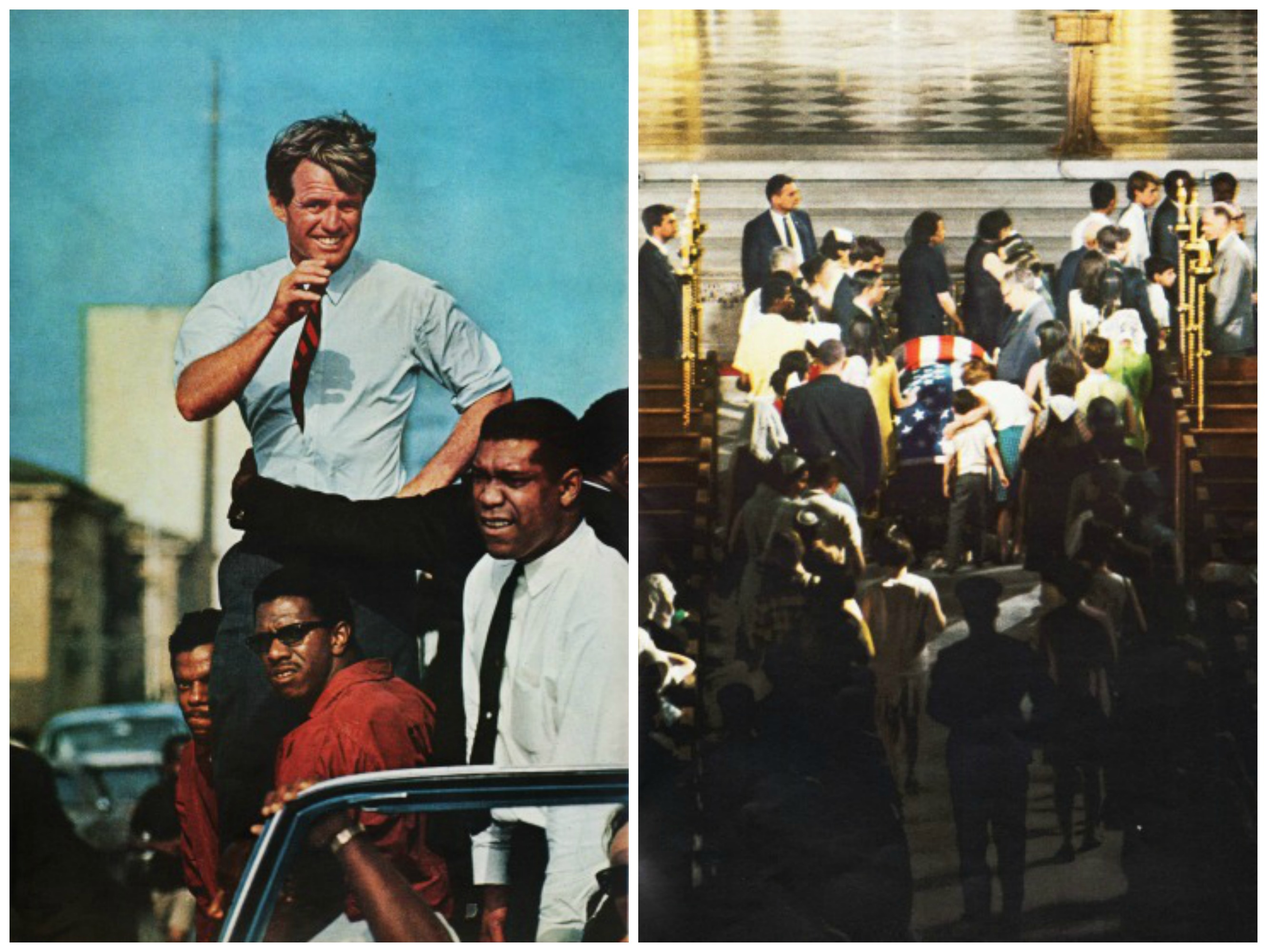 Robert Kennedy Remembered Pt II | Envisioning The American ...