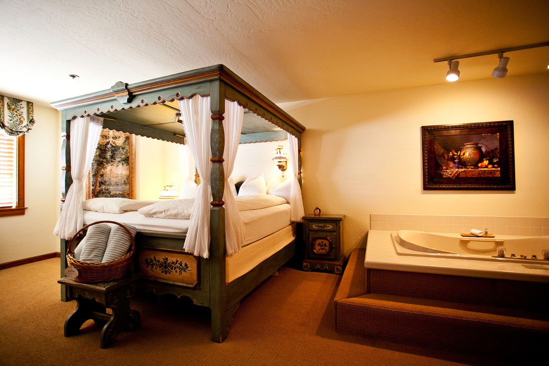 Accommodations Enzian Inn