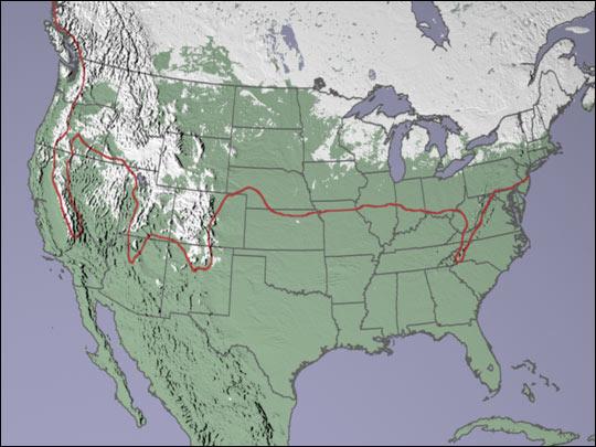 Satellite Maps Of United States - Current satellite maps