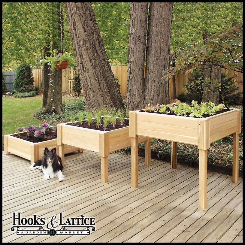 Raised Garden Corner Kits