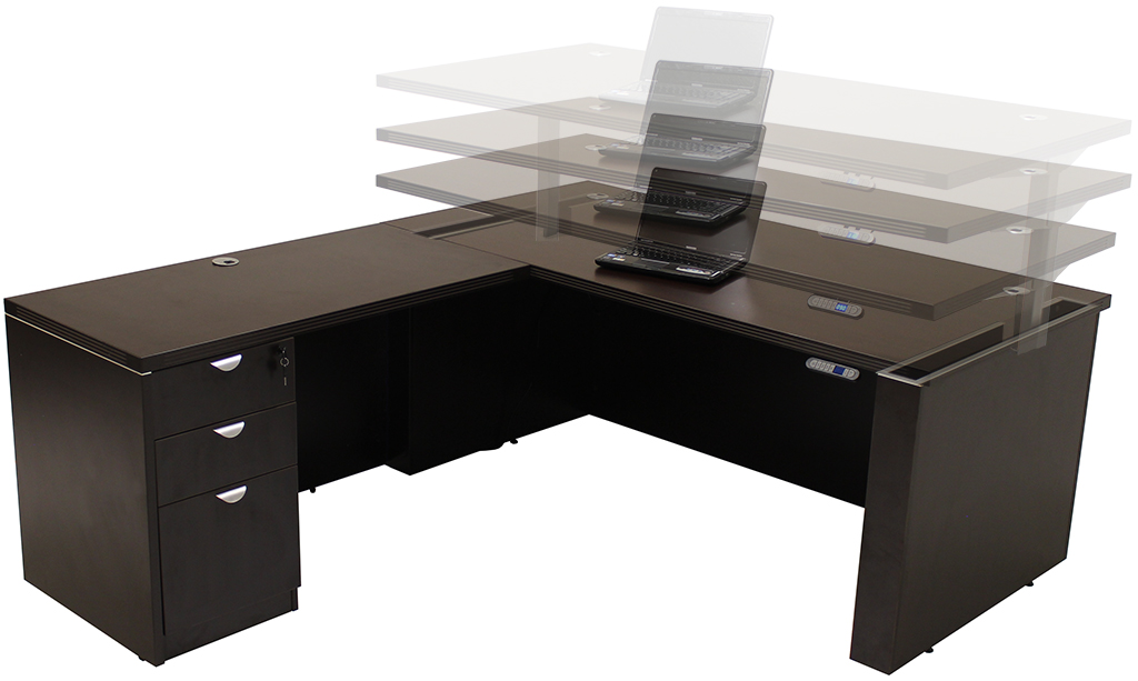 Traditional Office Desk
