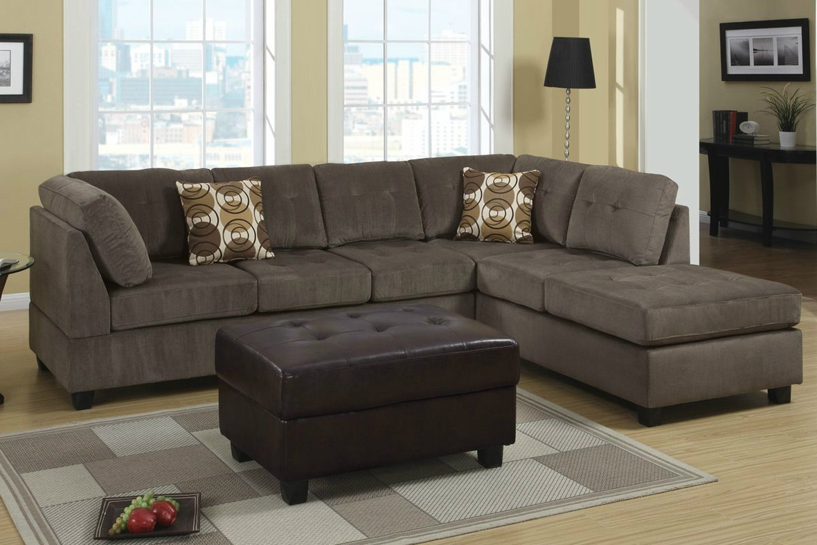 Extra Large Chaise Sofa