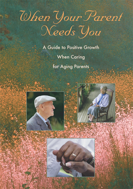 Quotes Caring About Parent Elderly