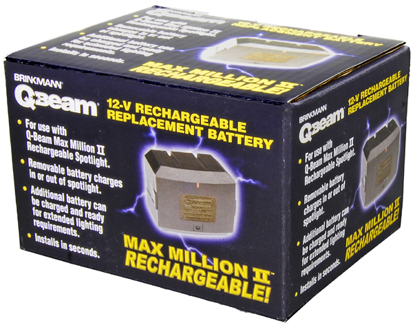 Beam Spotlight Max Iii Q Brinkmann Million
