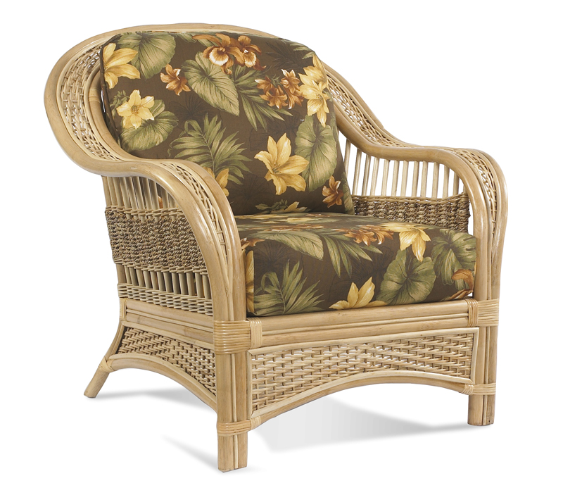 Rattan Chair   Tropical Breeze