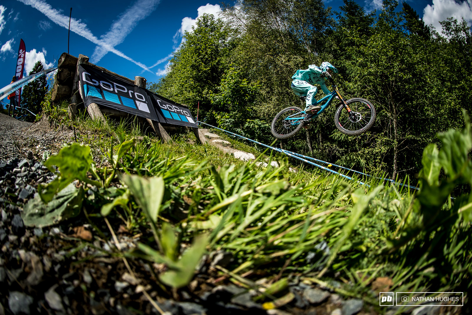 The Hills Are Alive: Qualifying Photo Epic - Leogang DH ...