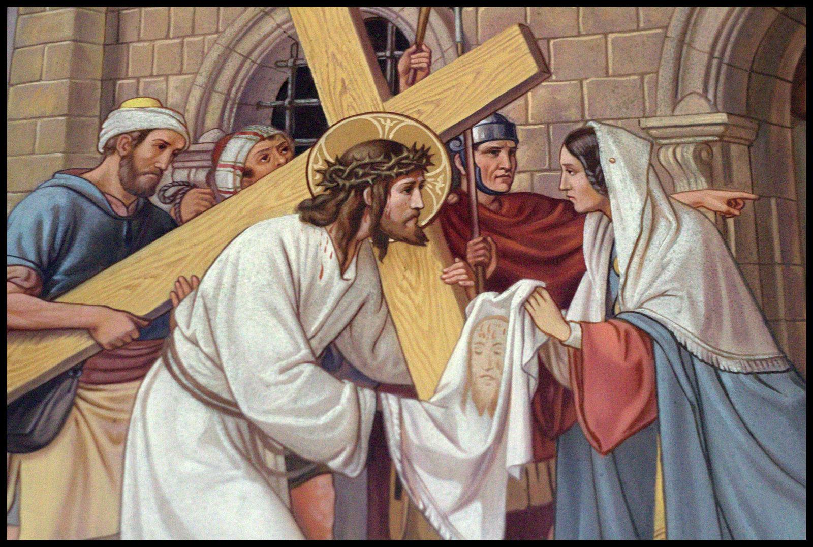 Clip Art Jesus Pilate