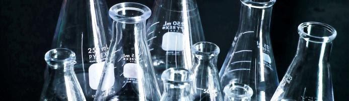 زجاج الكيمياء