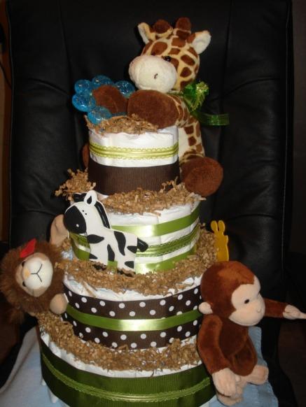 Diaper Cakes Erika S Creations