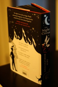 the night circus     uk edition   erin morgenstern And