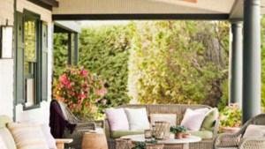 Front Porch Furniture Design Ideas Porches Ideas