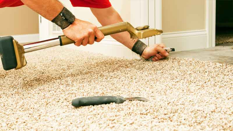 Searching for a contractor on carpet repair in Philadelphia PA