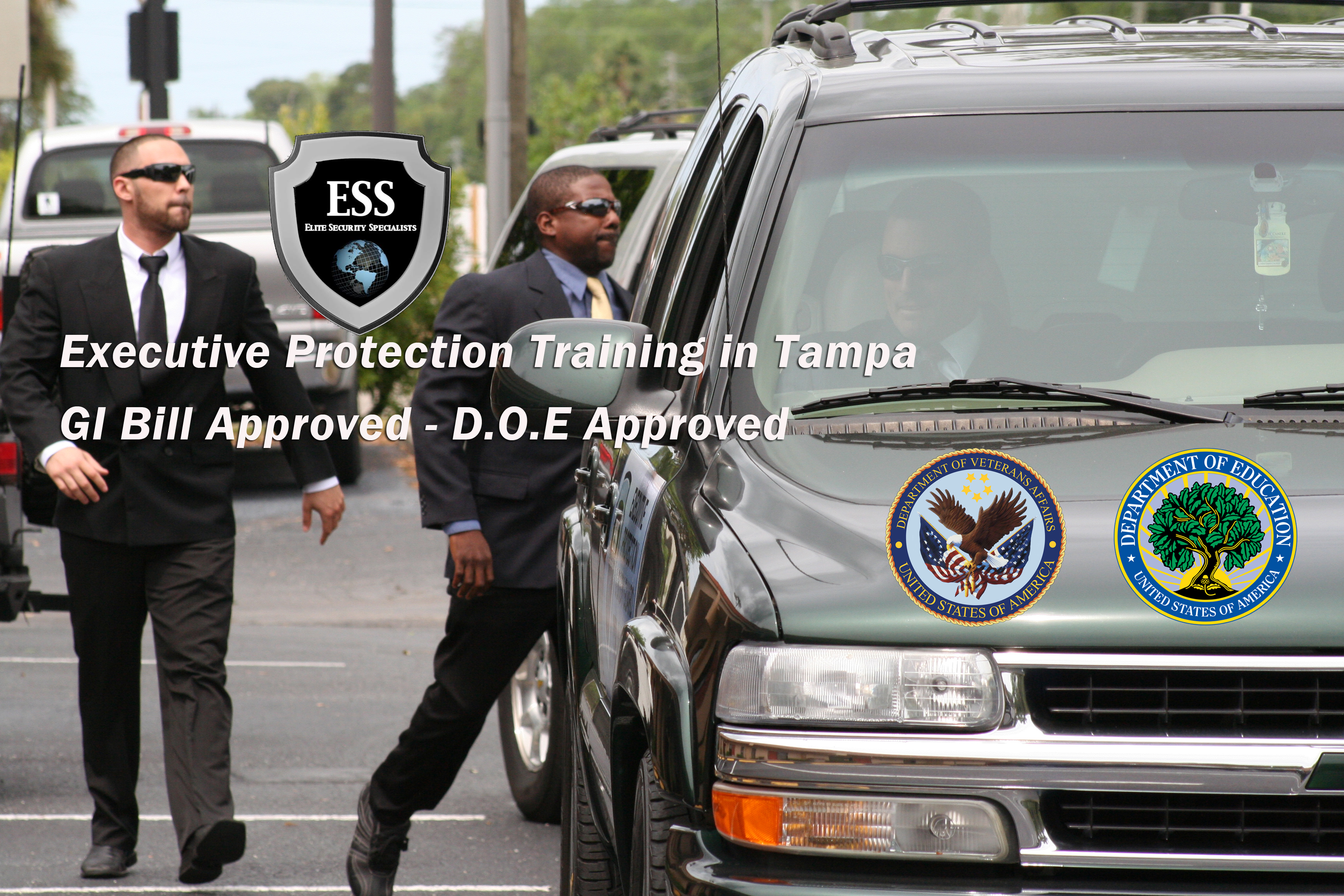Executive Specialist Training Protection