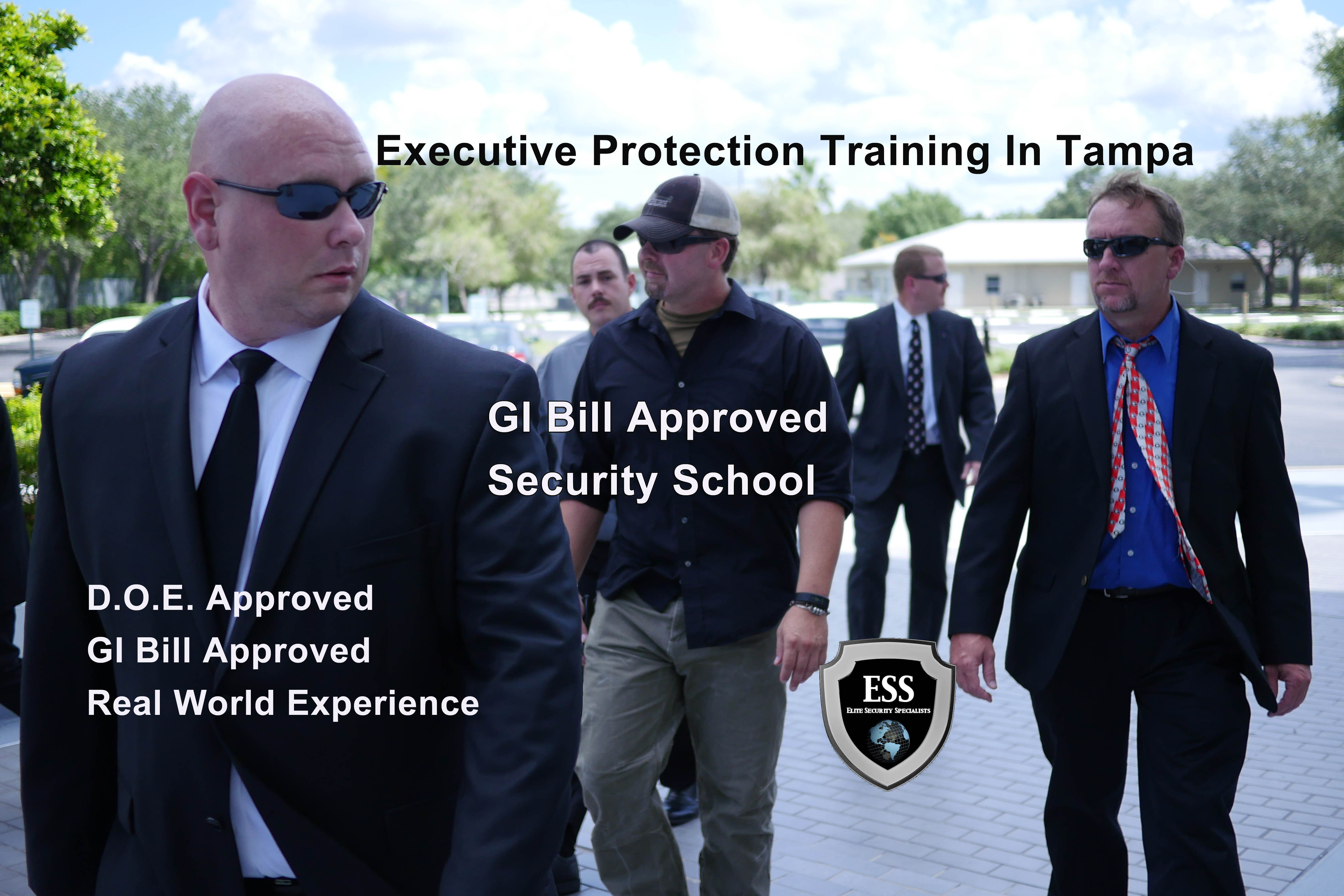 Accredited Security Guard Training Program