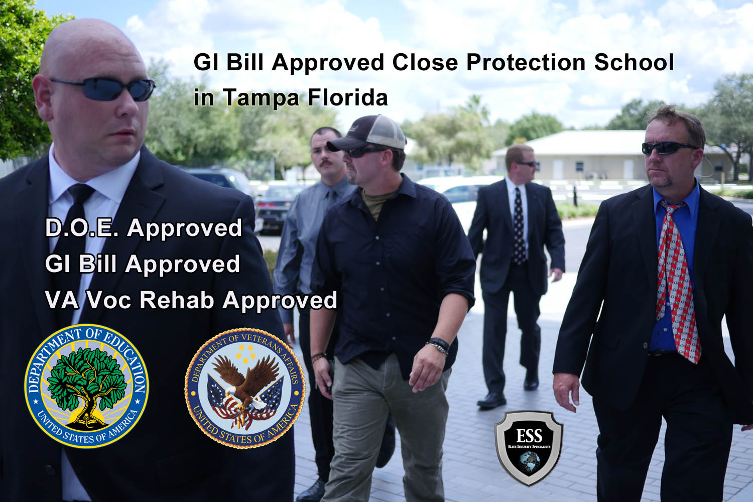 Executive Protection Training Courses