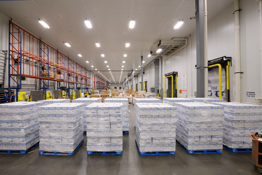 State Of The Art New Food Distribution Center Esi Group Usa