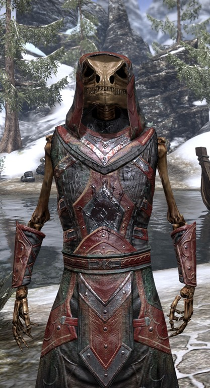Elder Scrolls Online Cadaverous Assassin Eso Fashion