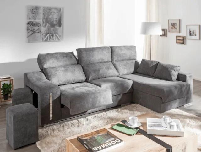 Sofa Chaise Vintage Longue