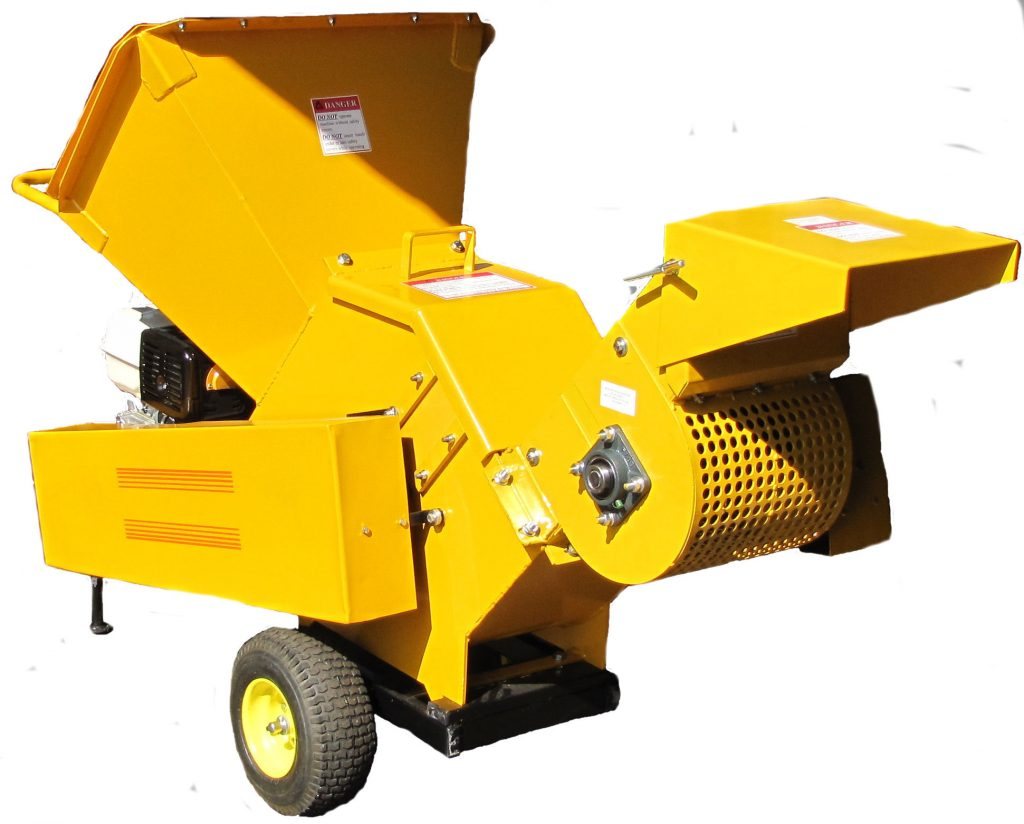 Garden Refuse Shredder