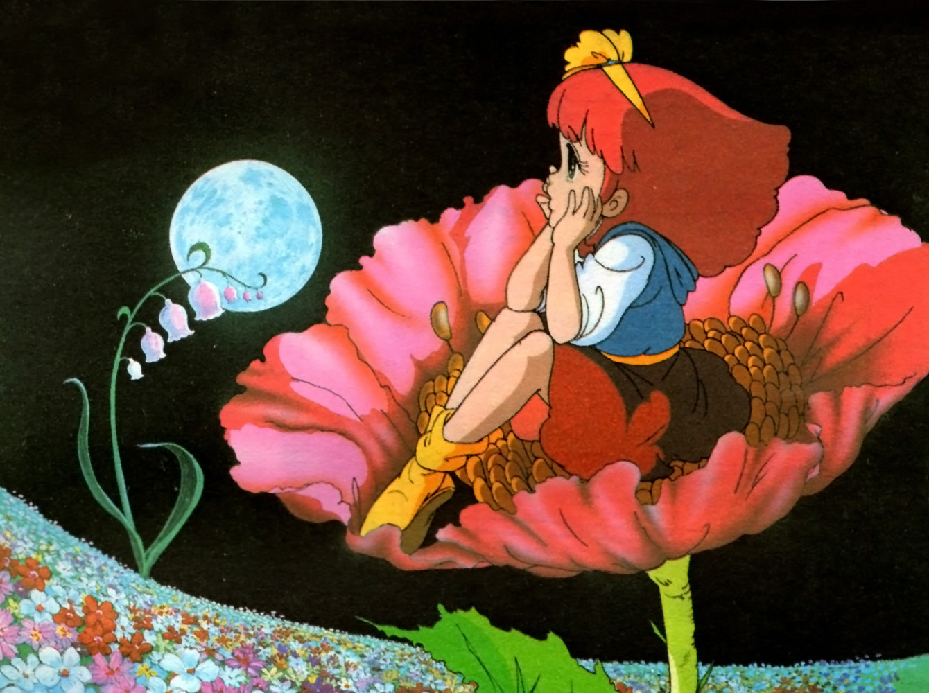 Magical Princess Minky Momo- by Kunihiko Yuyama ...