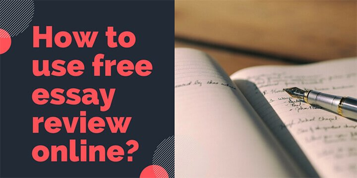 Blog   FREE Essay Review   Professional Reviewer All students dream to have an ability to write mistake free essays and get A