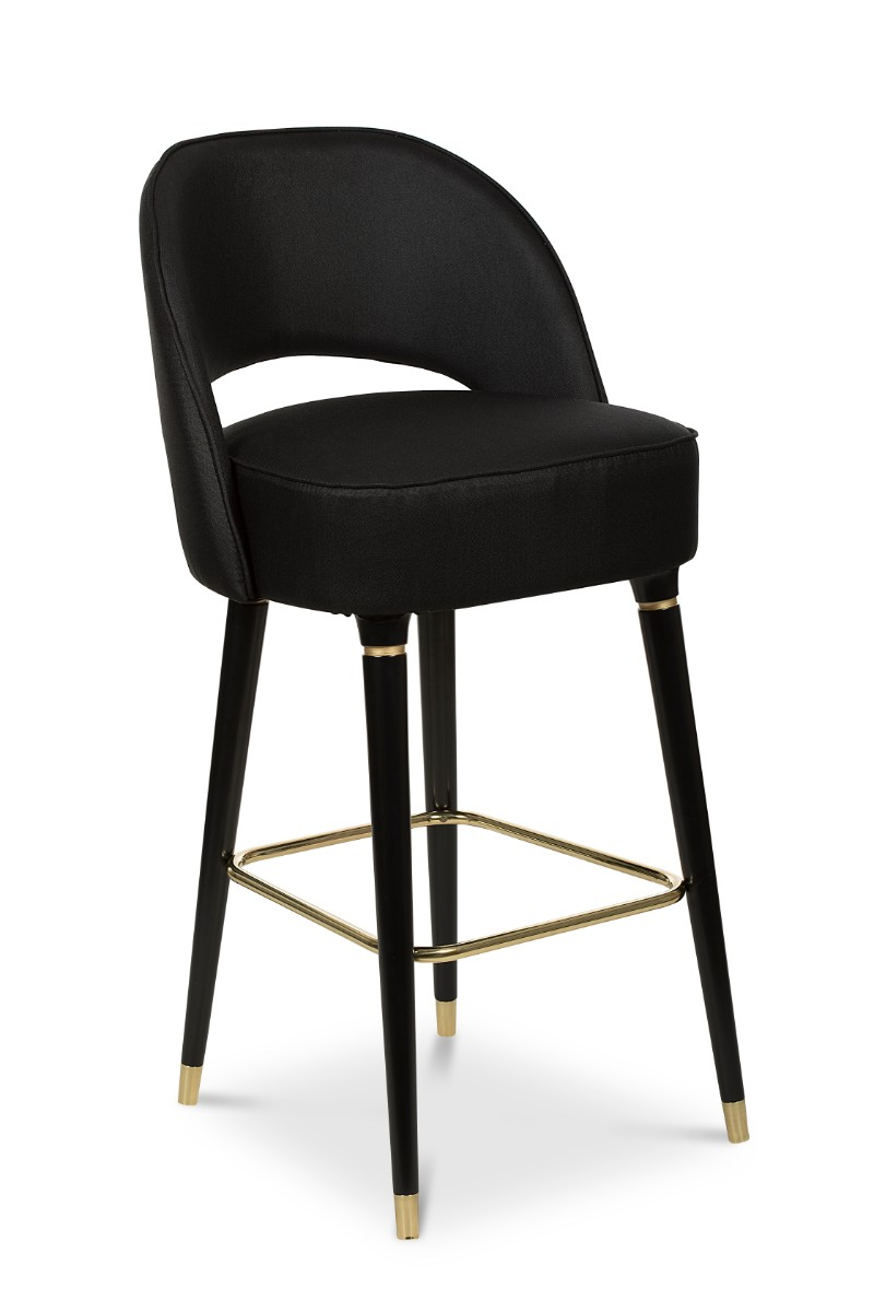 These Modern Bar Stools Will Upgrade Your Man Cave Decor