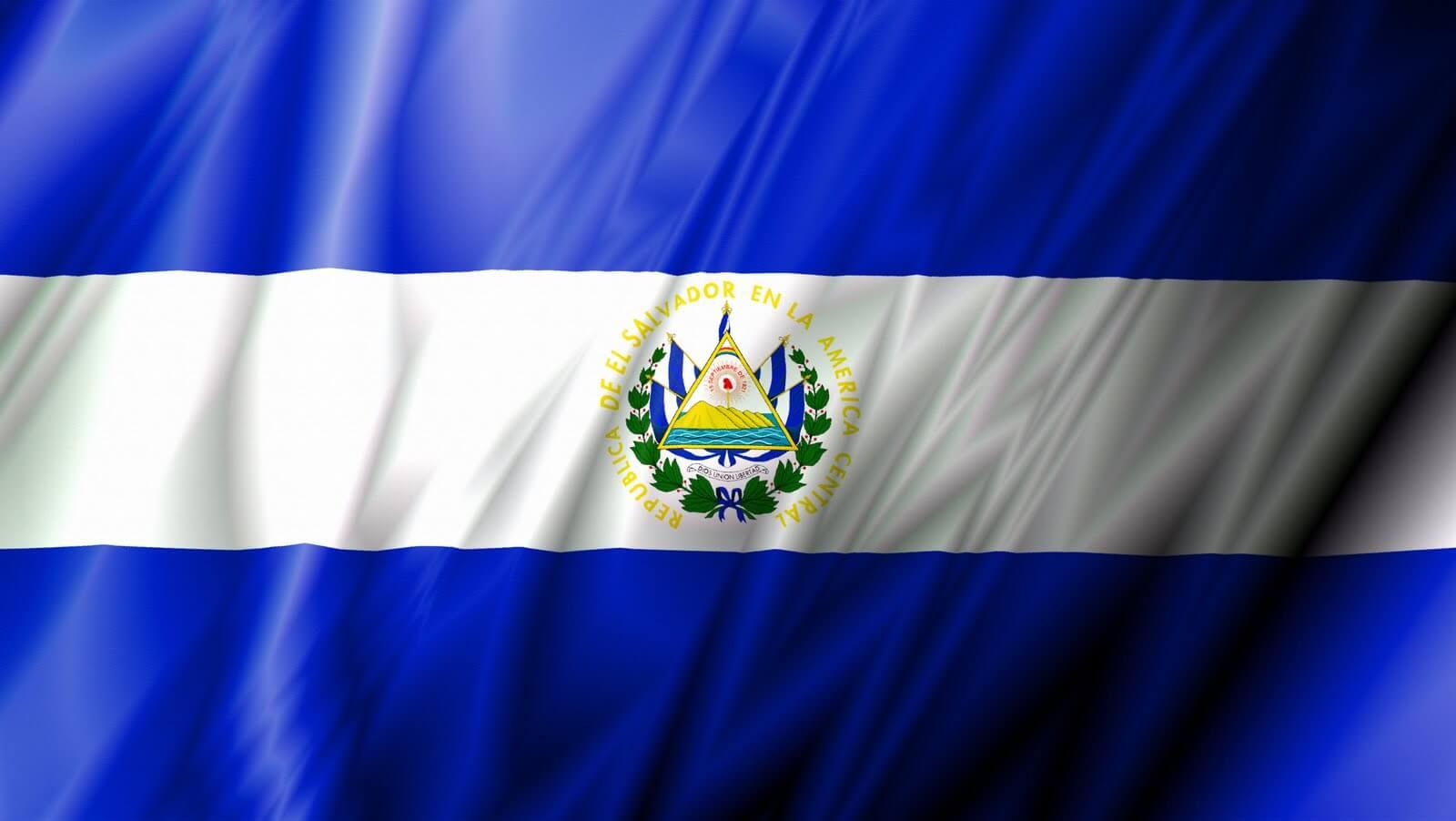La Bandera De El Salvador