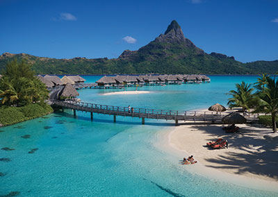 Bora Bora island of love, honeymoon & weddings- Book with ...