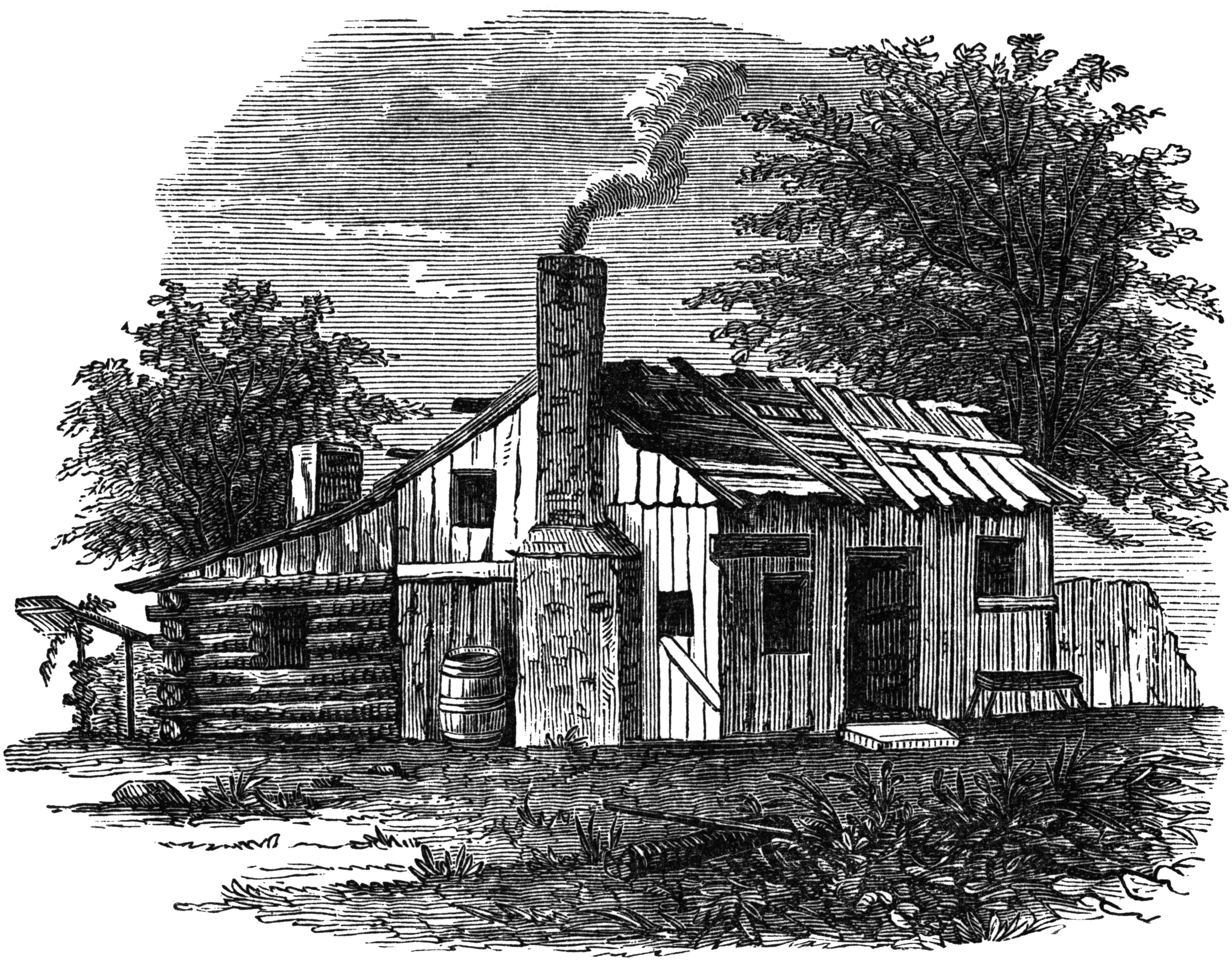 Birthplace Of Andrew Jackson Clipart Etc