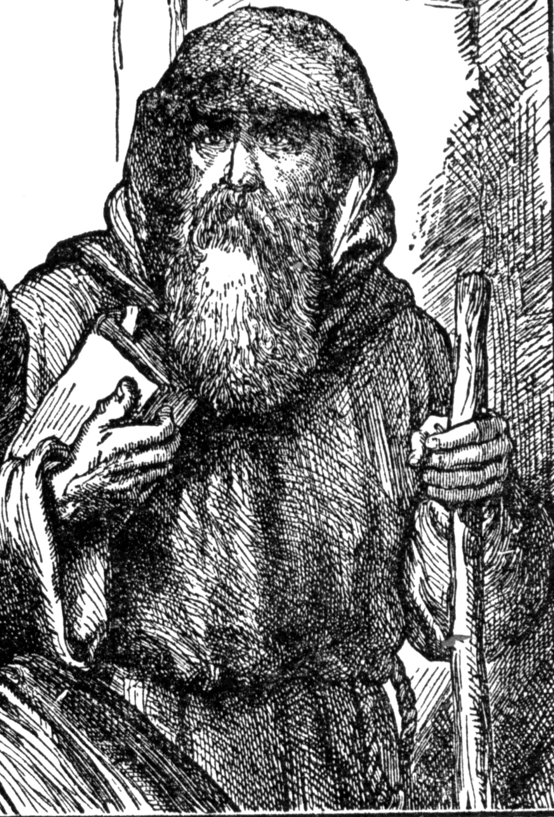 Friar Lawrence Clipart Etc