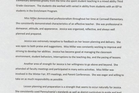 Letter of recommendation for student teacher from cooperating for teacher from student teacher recommendation letterletter of recommendation formal letter teacher recommendation letterletter of recommendation spiritdancerdesigns Image collections