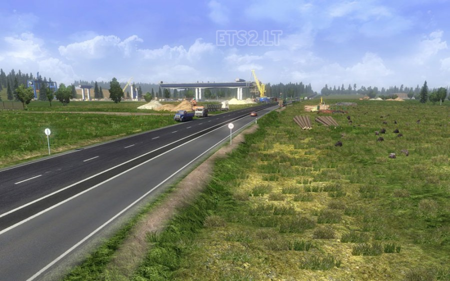 Rus Map v 1 4 8   ETS 2 mods     Rus Map v 1 4 8 2