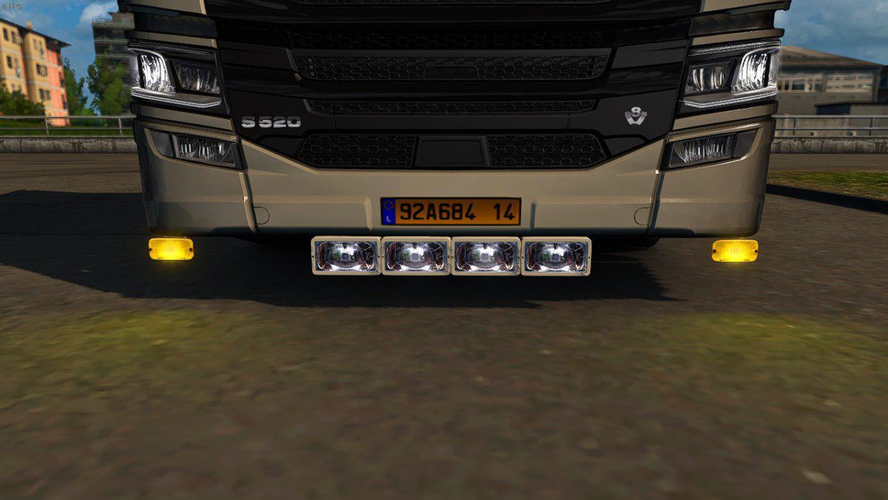 Scania Next Gen Lobar Ets2 Mods Euro Truck Simulator 2