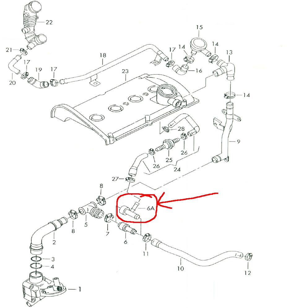 Passat 18t Engine Diagram 1 8t