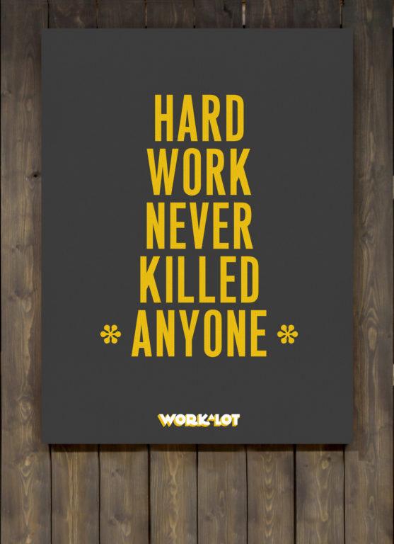 Motivational Wall Art Office