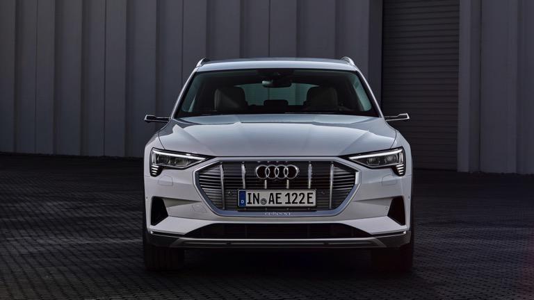 Audi E Tron 50 Quattro Price And Specifications Ev Database