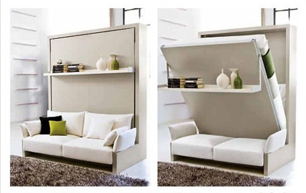 Smart Furniture with Sofa Beds for Small Apartement   EVA Furniture Smart Furniture with Sofa Beds for Small Apartement