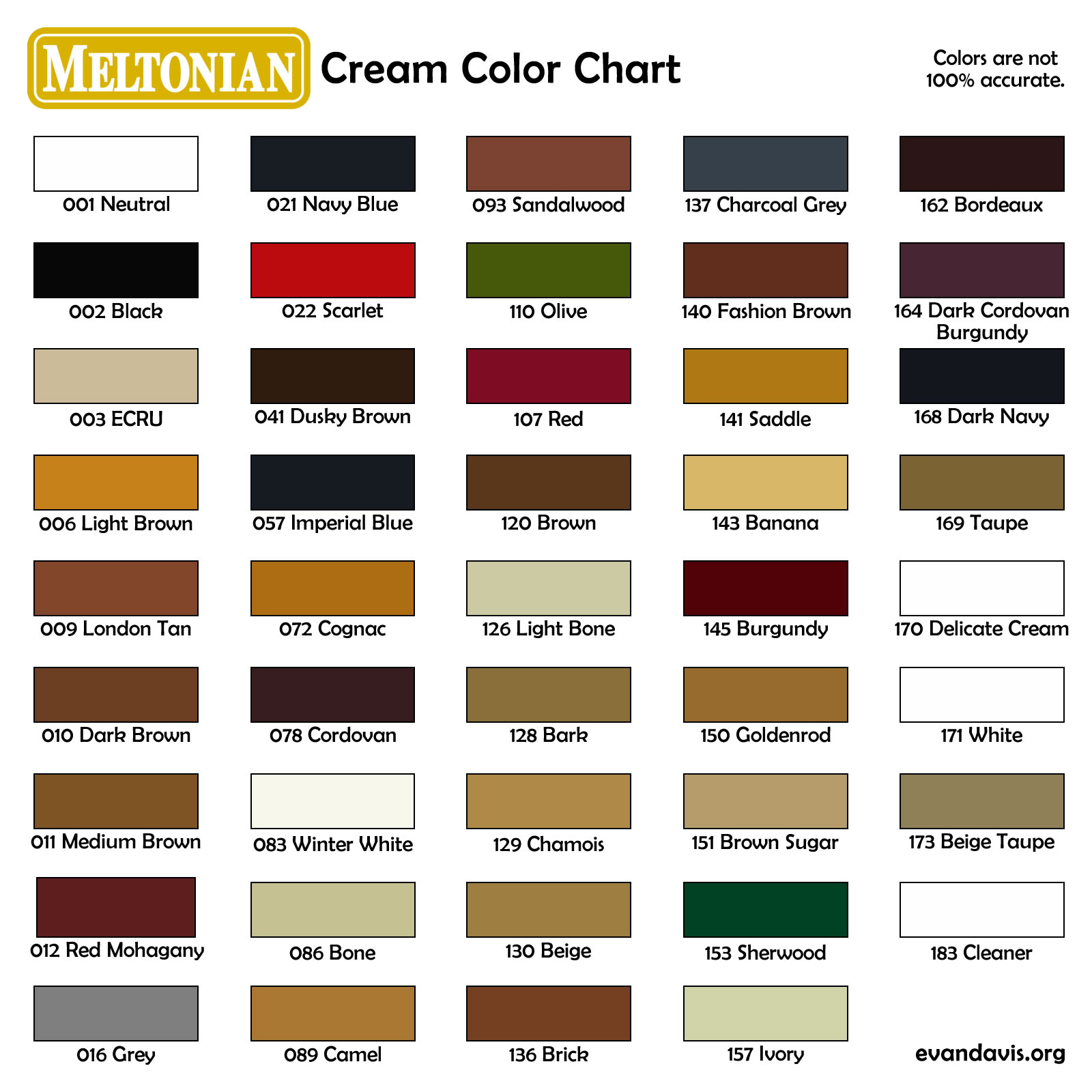 Cream color chart gallery free any chart examples cream color chart images free any chart examples cream color chart images free any chart examples nvjuhfo Images